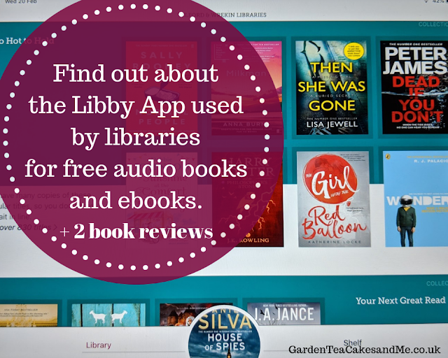 free audio book Libby App library
