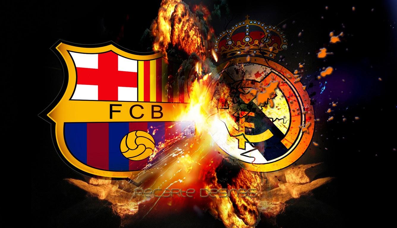 Barcelona FC Logo HD Wallpapers