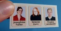 Personalisierte Aufkleber mit Foto und Namen