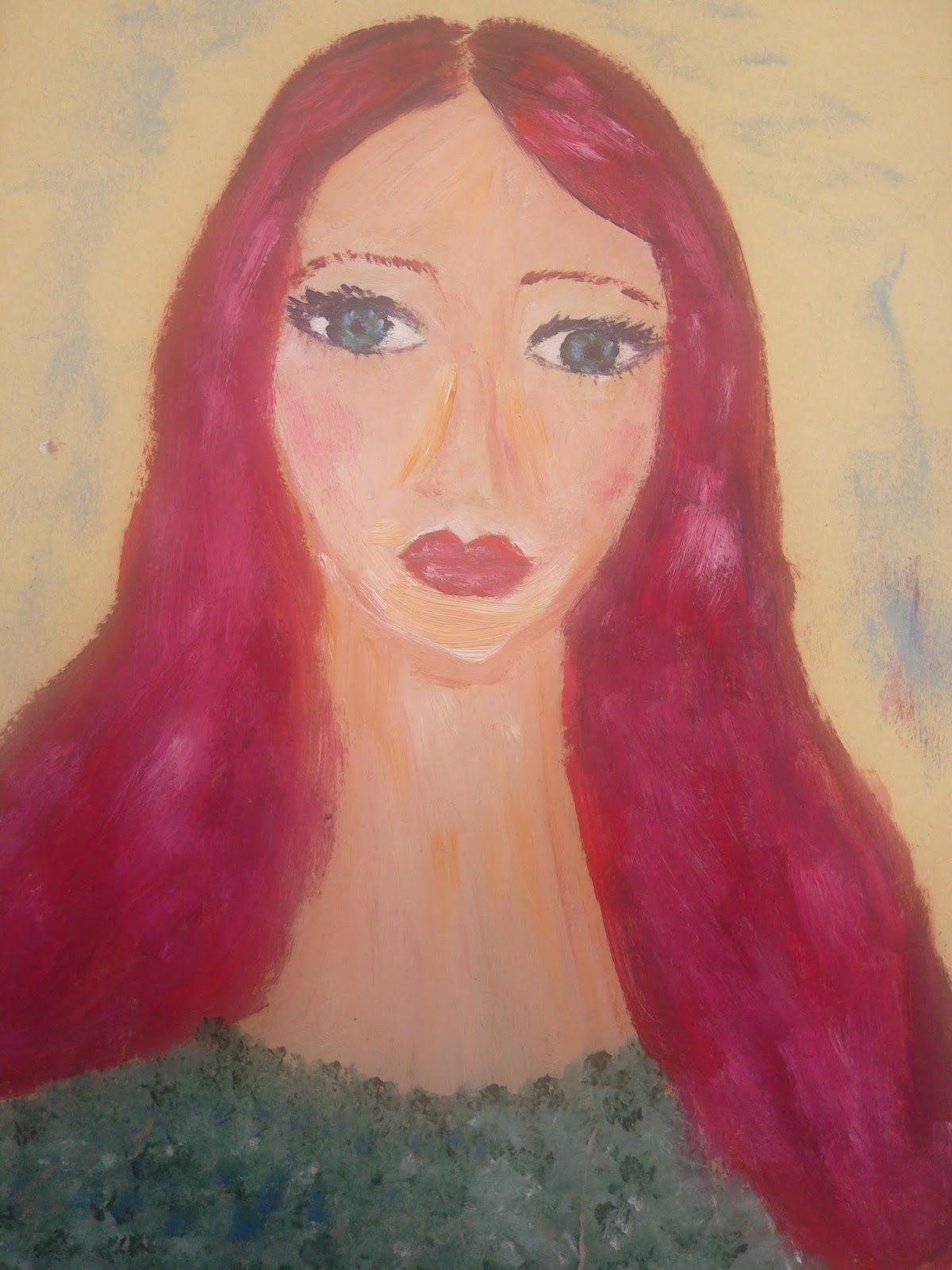 Watercolour & Oil Paintings: My Art Lately