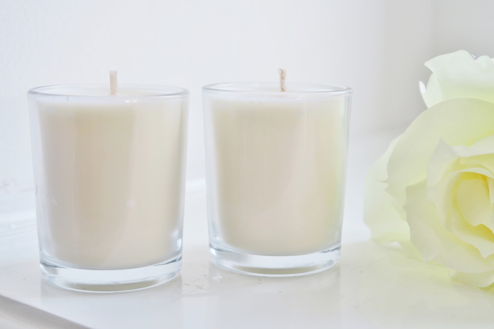 How to make your own eco friendly/soya wax candles