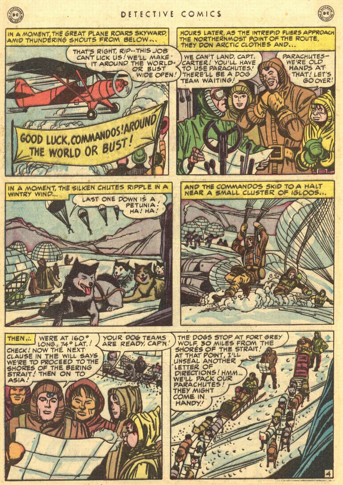 Read online Detective Comics (1937) comic -  Issue #150 - 39