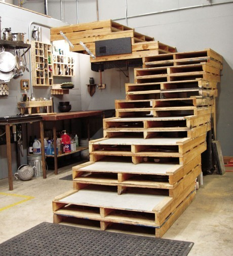 dishfunctional designs: god save the pallet! reclaimed pallets