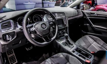 2016 Volkswagen Golf Sportwagen Alltrack