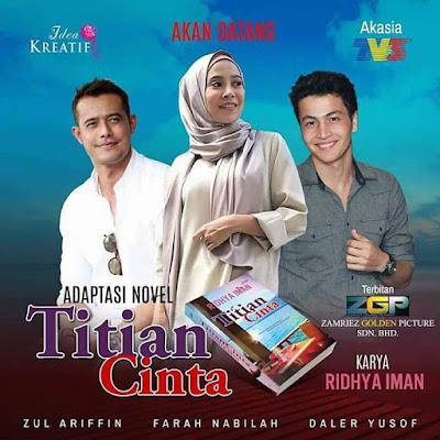 Lirik Lagu Sumpah Cintaku Asfan Shah - OST Titian Cinta
