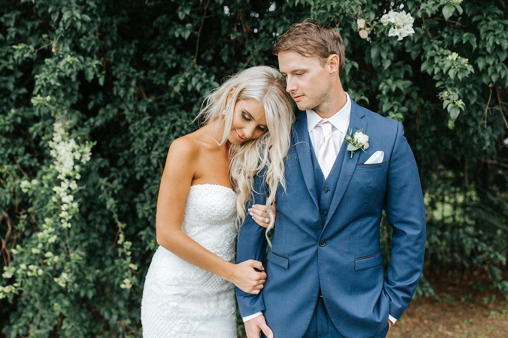 LOVE: CARISSA AND BRENDAN | CLASSIC WHITE WEDDING SANCTUARY COVE GOLD COAST QLD