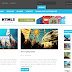 Magzon Responsive Clean Blogger Templates