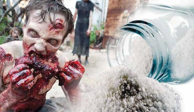 Ngerinya Jenis Narkoba Baru 'Flakka', Pecandunya Mejadi Zombie, BNN Peringatkan Sudah Masuk Indonesia