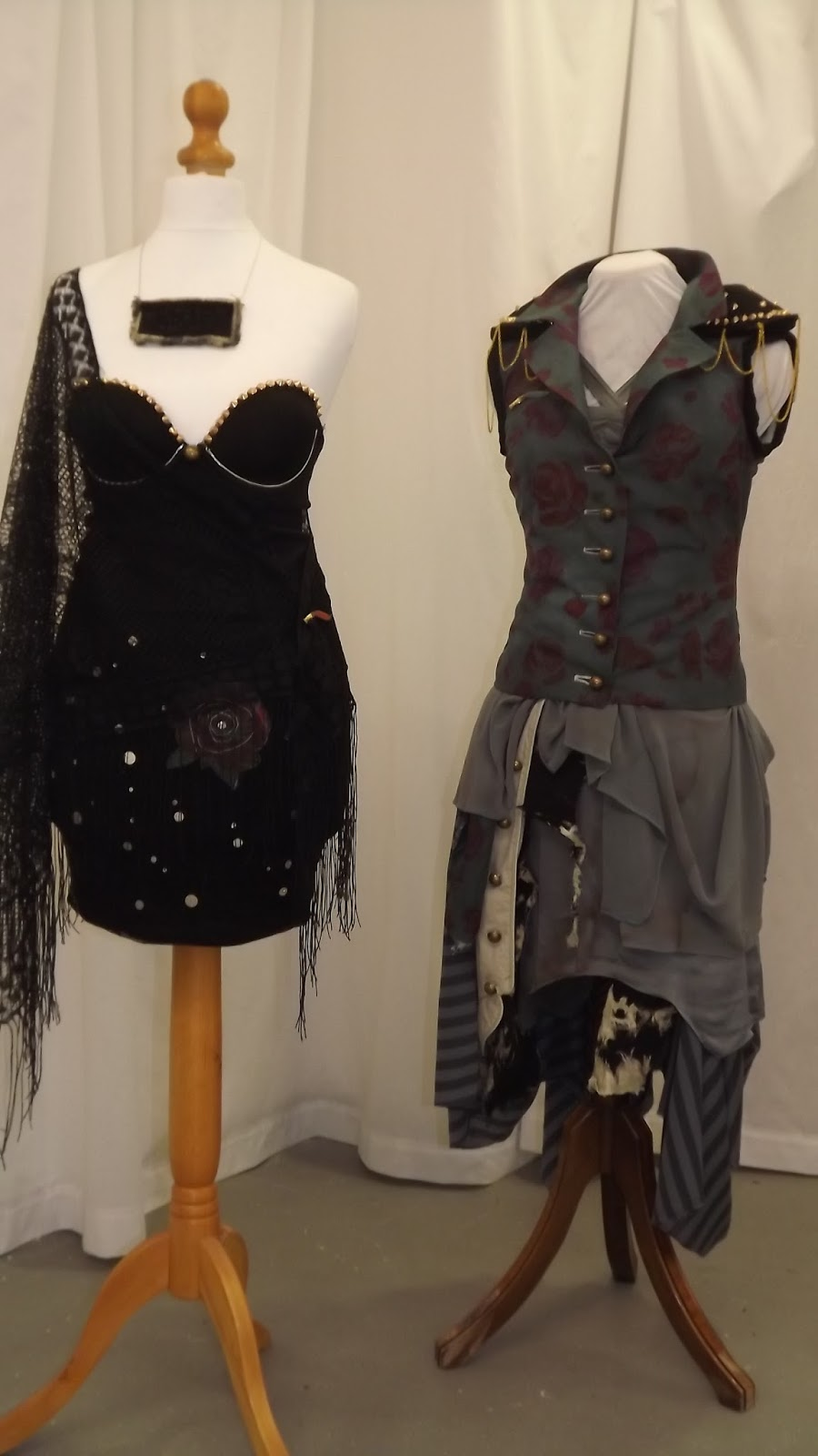 Jan Baker Rebecca Thapa Progression Ba Hons Fashion Design At De Montfort University