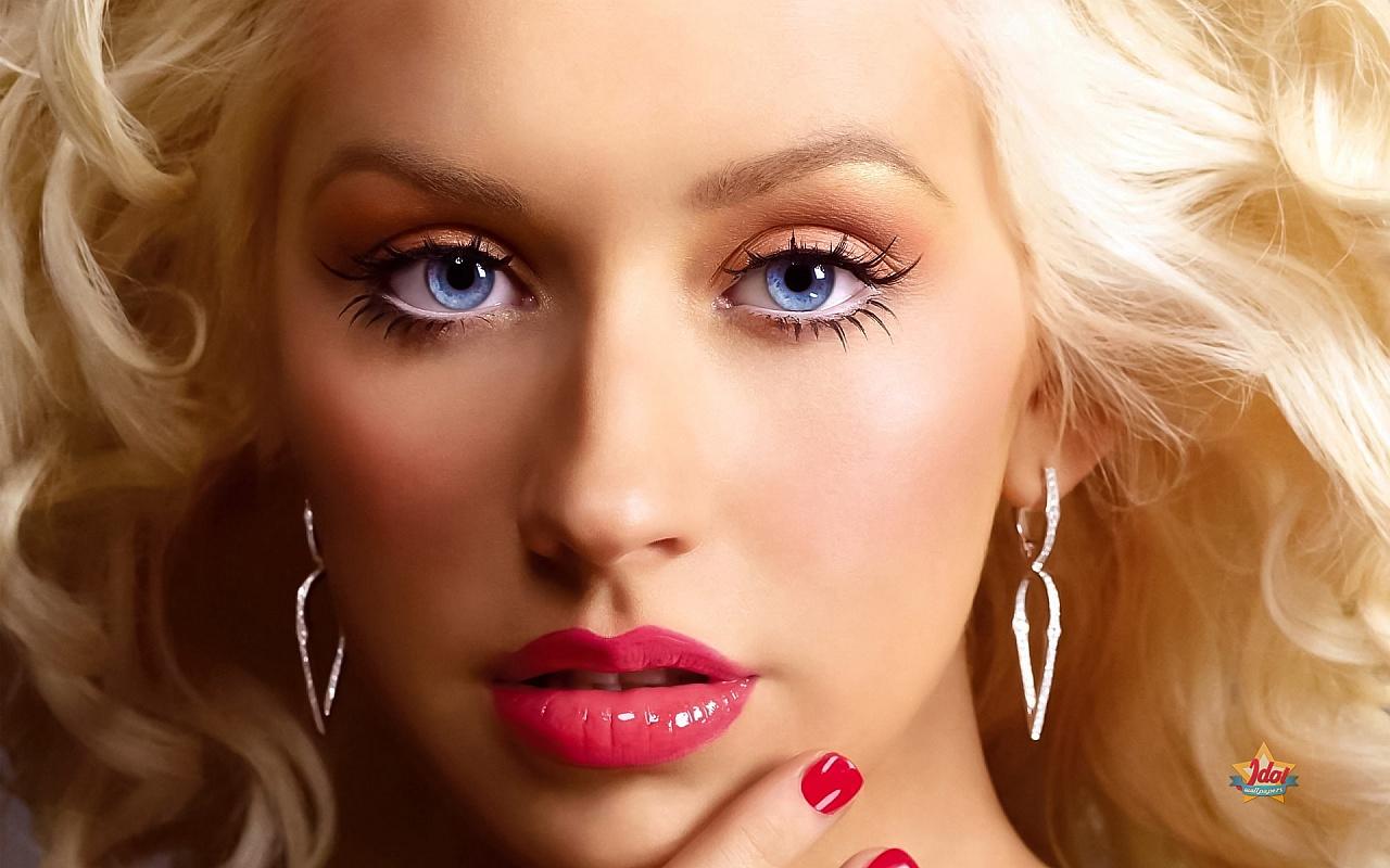 Cristina Aguilera Teen 59