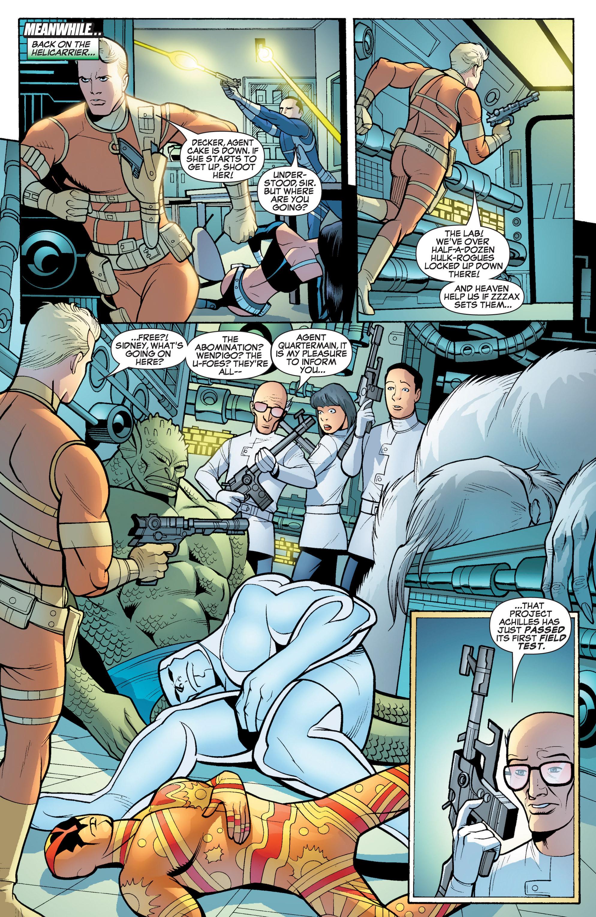 Read online She-Hulk (2005) comic -  Issue #17 - 18