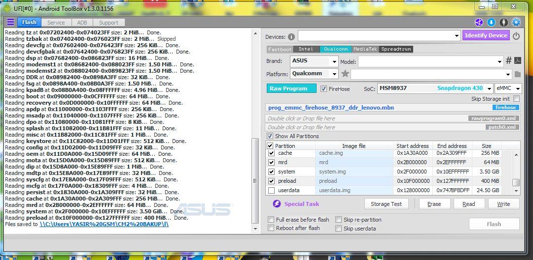 lenovo k6 note k53a48 flash file - ALL FIRMWARE