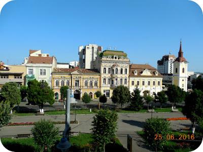 prima oara in Targu Mures