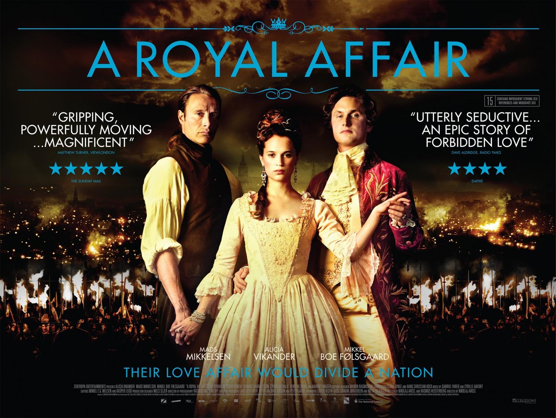 ...Os devaneios da Jojo...: Devaneios Cinematográficos...En kongelig affære (2012)- A Royal ...