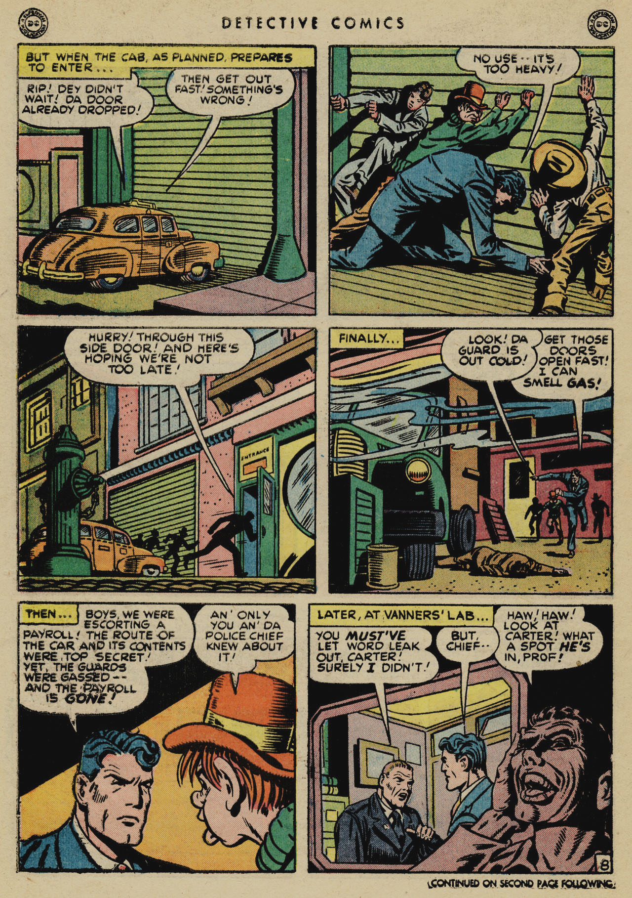 Detective Comics (1937) 142 Page 43