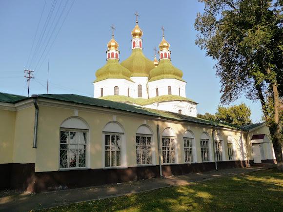 Ніжин. Собор св. Миколая Чудотворця. 1653 р.