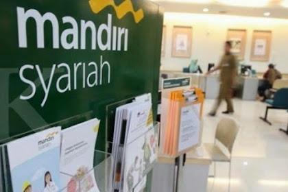 Pinjaman Bank Mandiri Syariah Bebas Riba