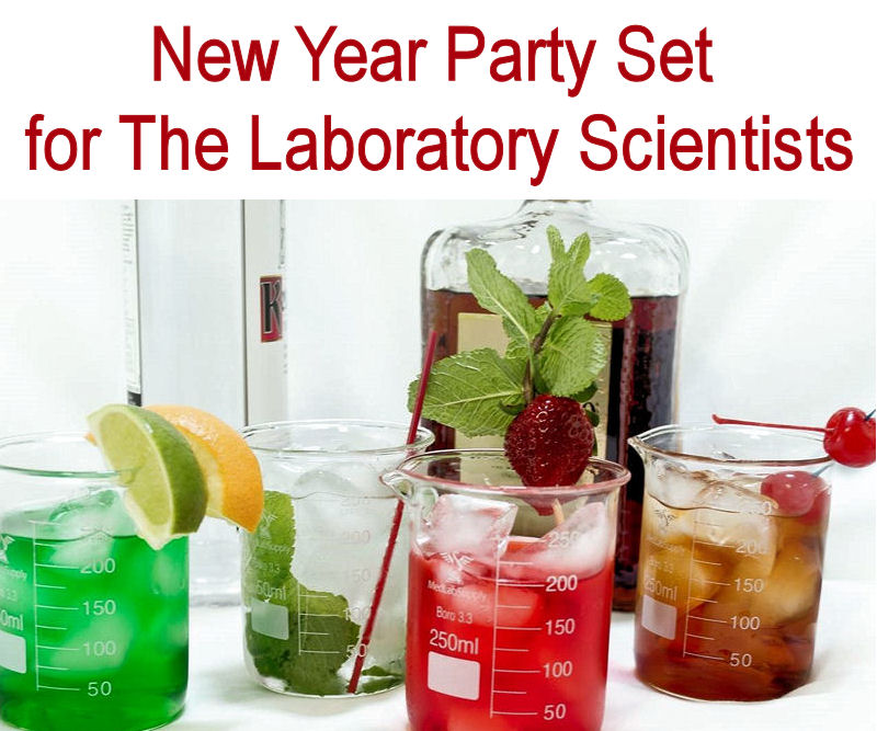 Medical Laboratory and Biomedical Science: New Year Party