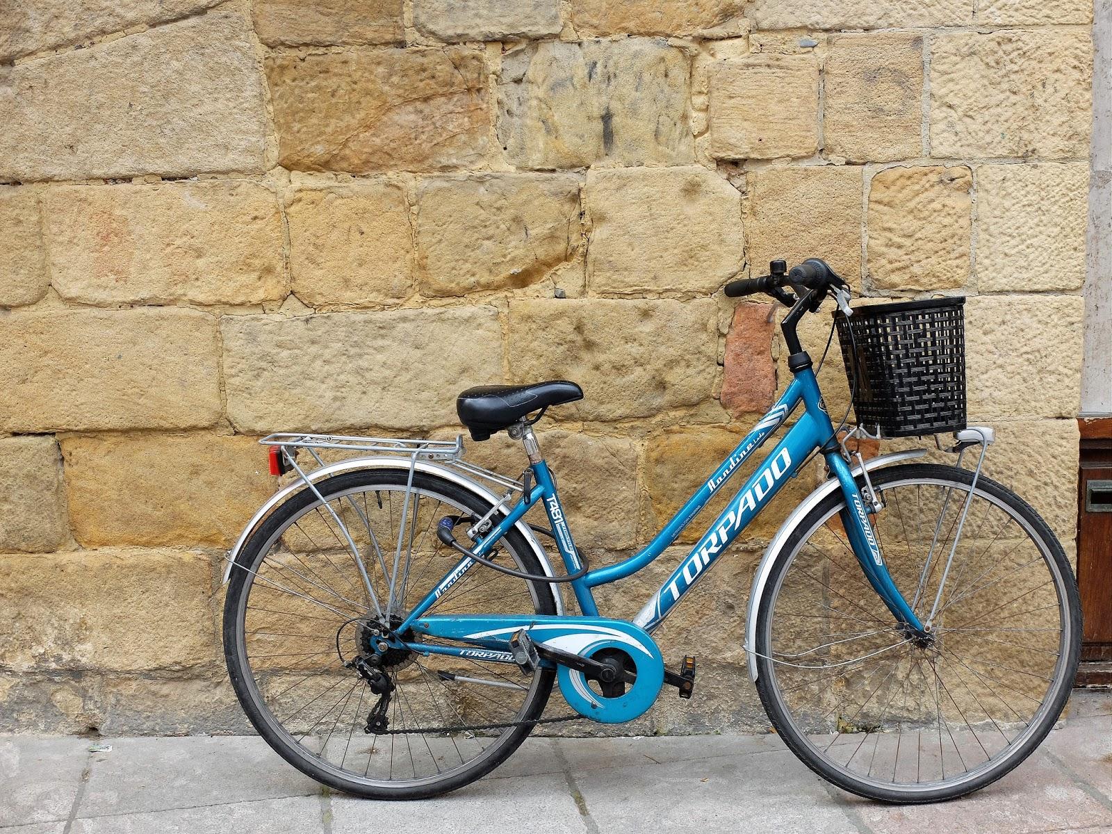 Bicicleta, Zarautz, Guipúzcoa 2016