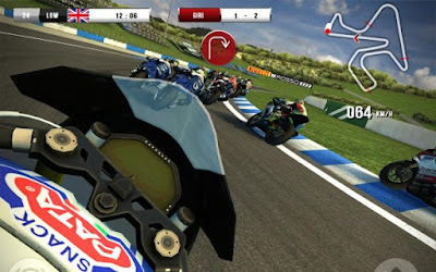 D graphics with dynamic lighting effects and go wild with as many as  SBK16 Official Mobile Game v1.0.3 Mod Unlocked Apk