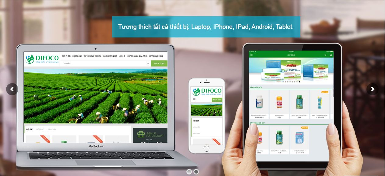 Thiết Kế App Bán Hàng, Android, iOS Chuyên Nghiệp