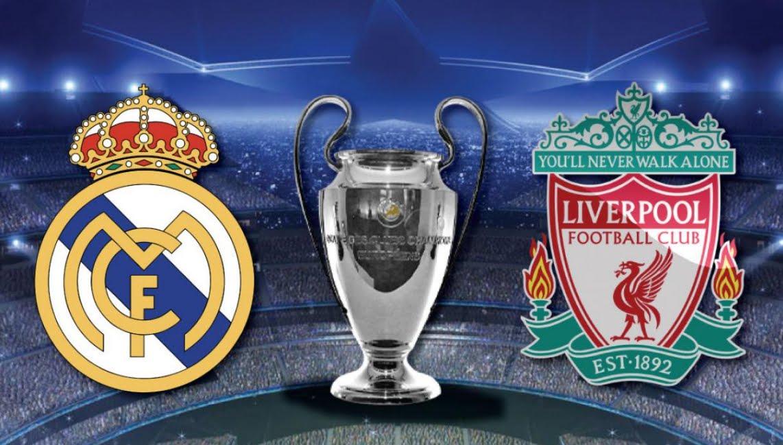 DIRETTA REAL MADRID LIVERPOOL Streaming Video Canale 5, dove vedere la finale di Champions League Oggi 26 maggio 2018