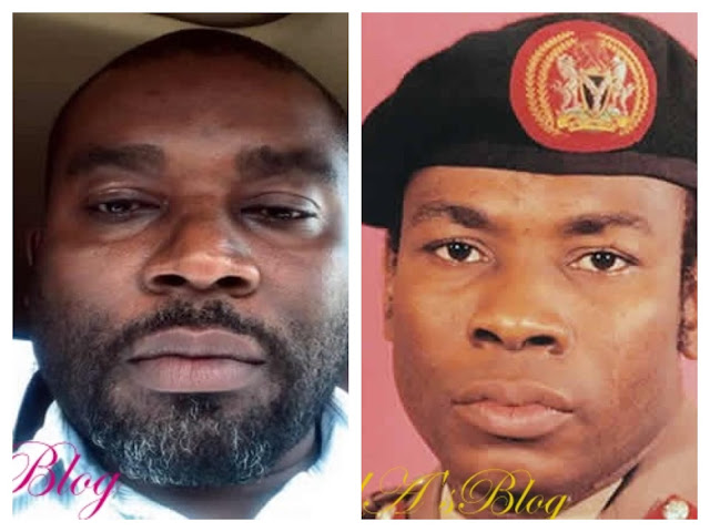My father gave me a hot slap in military school,because I didn't salute him - Late Idiagbon's son