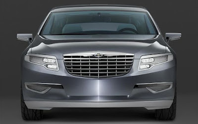 Chrysler 300 concept hd wallpapers