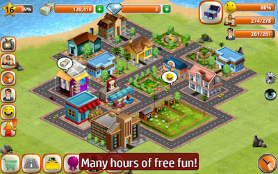 Download Game Membangun Desa - Village City - Island Sim APK Version 1.4.4