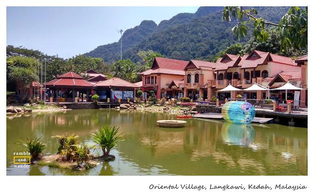Malaysia: Langkawi Oriental Village | Ramble and Wander