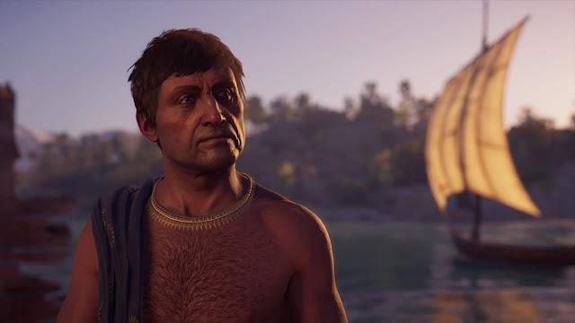 Где найти Эльпенора в Assassin's Creed Odyssey