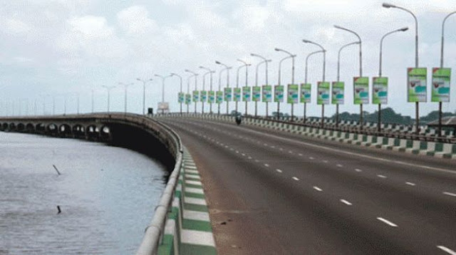 Third Mainland Bridge to be closed for repair works for 27 months