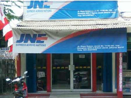 Cara & Tempat Ambil Paket JNE Jakarta Utara