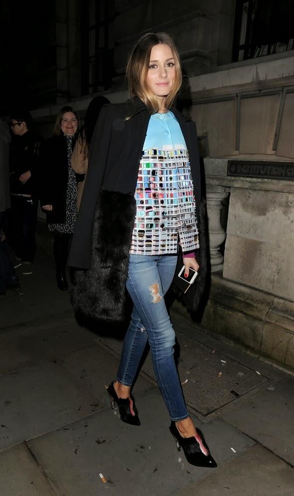 The Olivia Palermo Lookbook : London Fashion Week 2014 ...