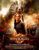 pelicula Los juegos del hambre: Sinsajo. Parte 1 (2014)