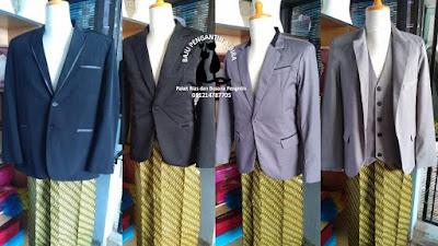 Sewa jas acara pernikahan di Bandung
