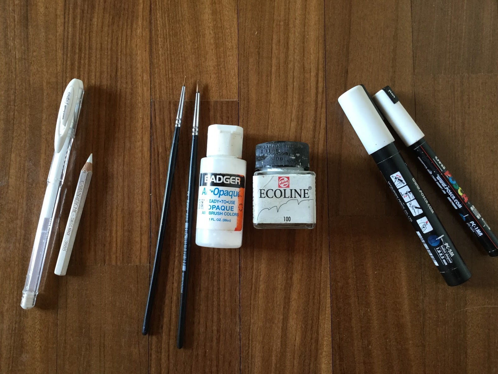How to Use Art Supplies