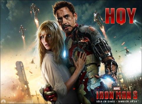 Pelisclub: Ver Iron Man 3 Online