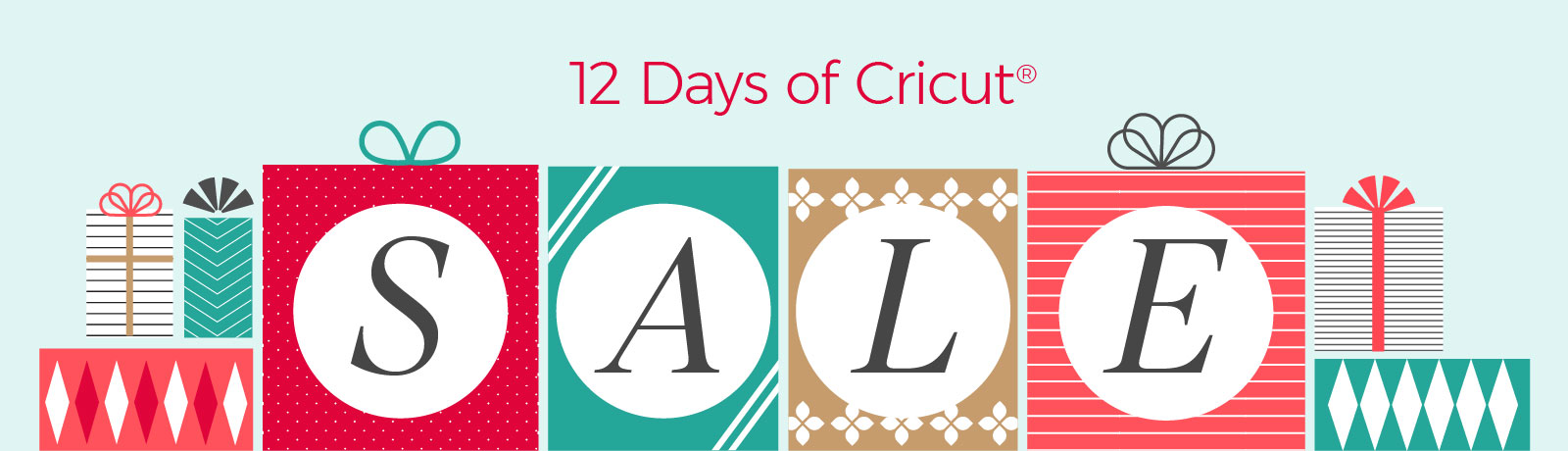 12 Days Of Cricut! New Deals Each Day!
