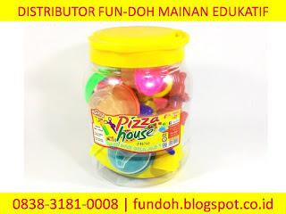 Fun-Doh Pizza House, fun doh indonesia, fun doh surabaya, distributor fun doh surabaya, grosir fun doh surabaya, jual fun doh lengkap, mainan anak edukatif, mainan lilin fun doh, mainan anak perempuan
