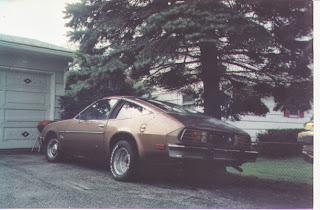 Chevrolet Monza 1980 Pontiac Sunbird