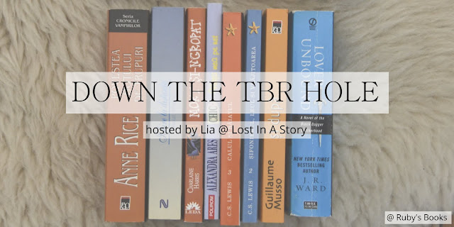 Down The TBH Hole @ Ruby's Books