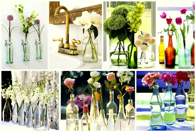 warna warni bunga dan buah