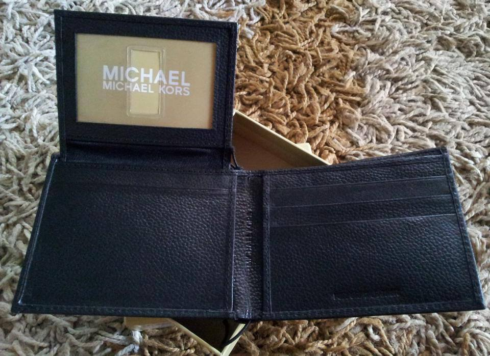 920d54369398 WELCOME TO BUNGAPAGECLOSET: Michael Kors Mens Leather Passcase ...