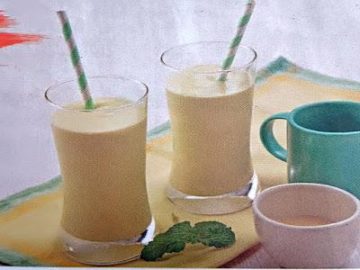 Gambar Resep Moothies Avokad Untuk Diet
