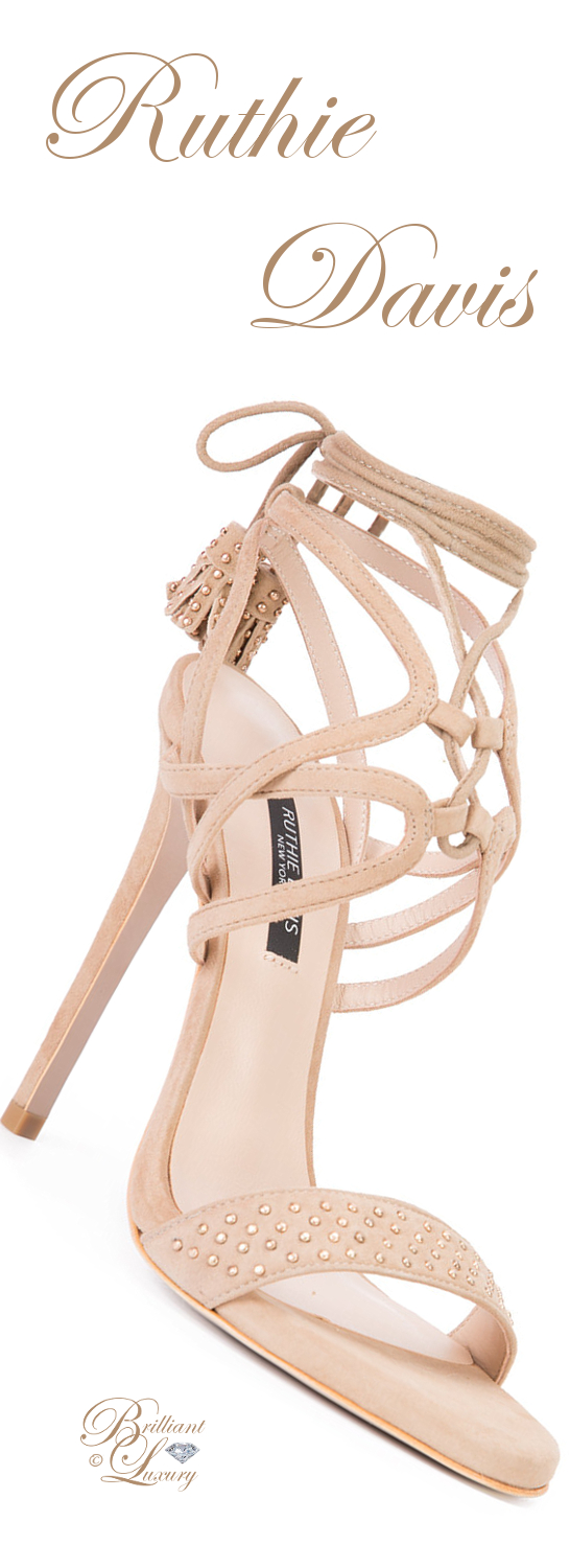 Brilliant Luxury ♦ Ruthie Davis Willow Sandals