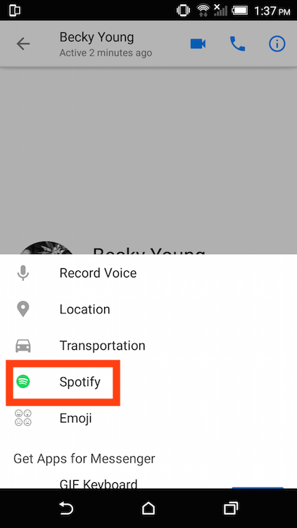 Music 3 0 Music Industry Blog: Facebook Integrates Spotify