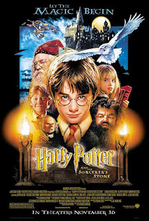 Harry Potter y la piedra filosofal<br><span class='font12 dBlock'><i>(Harry Potter and the Sorcerer&#39;s Stone)</i></span>