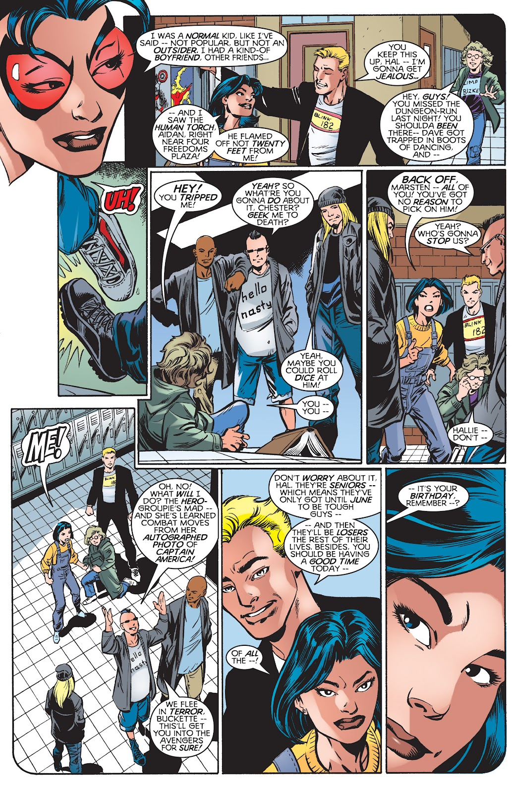 Read online Hawkeye & The Thunderbolts comic -  Issue # TPB 1 (Part 3) - 52