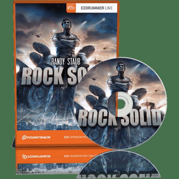Toontrack Rock Solid EZX Full version